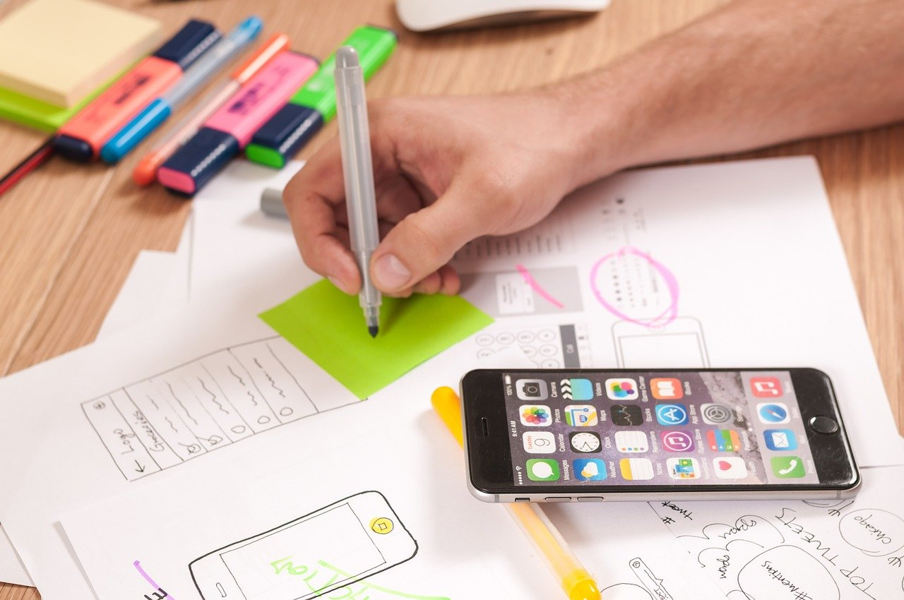 Mobile Application Designing Services